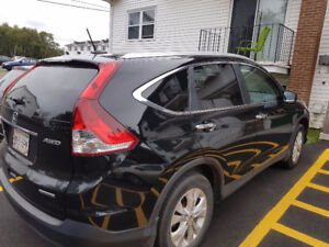2014 Honda CR-V Touring SUV, Crossover Four wheel drive