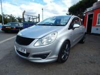 2007 Vauxhall Corsa 1.2i 16V Club 3dr PX WELCOME 3 door Hatchback