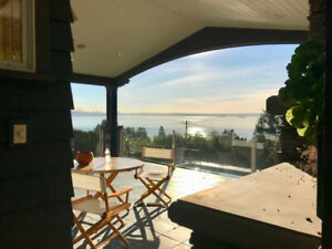 STUNNING West Vancouver House for Rent!