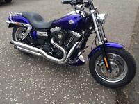 Harley Davidson Fat Bob 1690