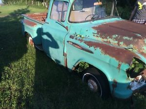 1955 - 1959 Chevy Pick-up WANTED