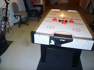 6' Air Powered Hockey Table - Excellent Condition Kingston Kingston Area image 1