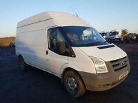 2006 Ford Transit 2.4TDCi Duratorq ( 100PS ) 350L 350 LWB