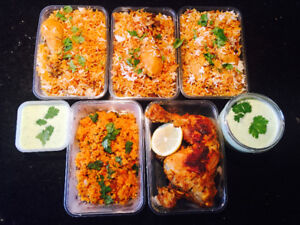 Homemade Indian/Pakistani Food Tiffin Service-FREE DELIVERY