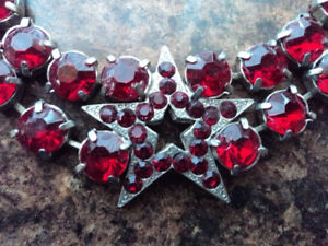 Red Star Necklace