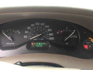 2004 Buick Century Low Mileage