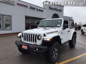 2019 Jeep Wrangler Rubicon  - Navigation -  Uconnect - $325.93 B