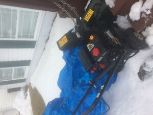"22"" snowblower"