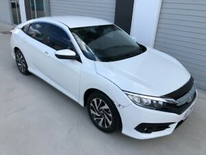 1 OWNER NON SMOKER 2018 AUTOMATIC VTi-S EDITION HONDA CIVIC SPORTS SEDAN TRAVELLED ONLY 12,857 KMS Eagle Farm Brisbane North East Preview