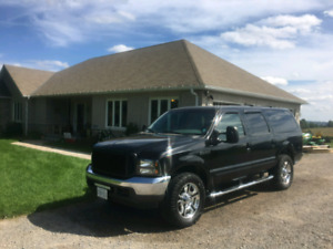 2000 Ford Excursion 7.3 power stroke $12500obo as is