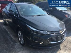 2018 Chevrolet Cruze Premier  PREMIER TRUE NORTH EDITION/BLOCK H