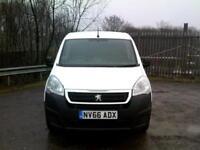 Peugeot Partner 850 1.6 Bluehdi 100 Professional Van [Non Ss] Air-con, 3 seats.