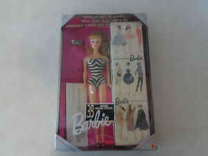 1959  FIRST  BARBIE  DOLL