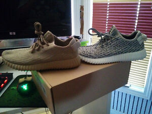 BOGO! Yeezy 350 turtle doves and Oxford Tans Kitchener / Waterloo Kitchener Area image 1