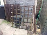 Garden Fencing Come and make me an offer!