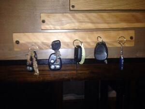 Wooden Magnetic Knife/Key blocks London Ontario image 4