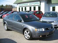 2003 Audi A4 1.8T Quattro Clean $3650 CERT !!!