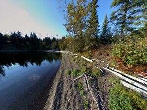 Lakefront lots Binta Lake, Lakes District BC, for sale or trade