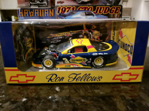 SOLD 1:18 Diecast GMP Chevrolet Camaro Sunoco #3 Ron Fellows