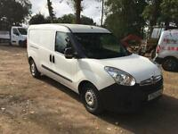 VAUXHALL COMBO 2300 L2H1 CDTI S-S long, White, Manual, Diesel, 2013