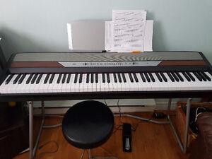 Piano electronique Korg sp 250