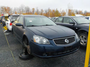 2005 Nissan Altima Now Available At Kenny U-Pull Cornwall Cornwall Ontario image 1
