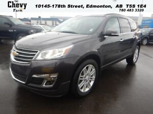2015 Chevrolet Traverse LT AWD  8 Passenger Seating - Camera