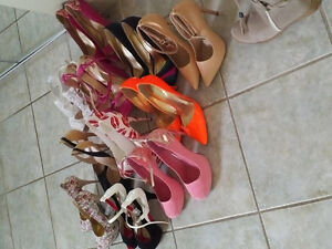 Ladies size 9 and 10 new shoes