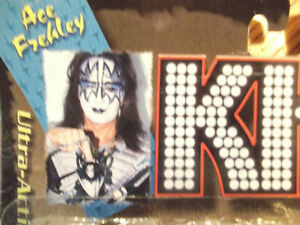"RARE VINTAGE ""KISS"" ACTION FIGURES  NEW IN BOX 1997 Cornwall Ontario image 2"