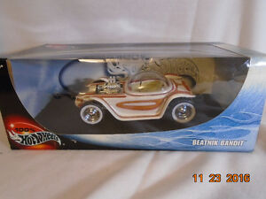 HotWheels Beatnik Bandit 1/18th scale Diecast