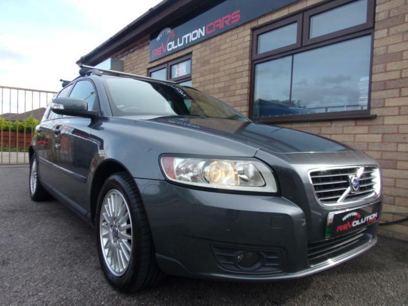 2008 VOLVO V50 1.6 S ESTATE PETROL