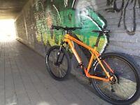"Mountain Bike Kona Blast 19"" frame"