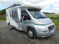 Chausson Suite Mini 30D rear washroom coachbuilt motorhome for sale ref 15196