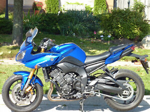 Great all round motorcycle.  Good in the city and the highway.