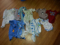Big lot of 3-6m clothes for boy