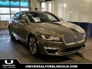2017 Lincoln MKZ Select  - Certified - Low Mileage