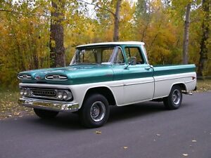 LOOKING FOR THIS TRUCK 1961 CHEVROLET APACHE 10