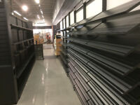 Installers+Merchandisers for Racking and Assembly