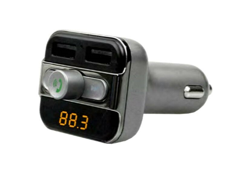 Details about Supersonic IQ-225BT Bluetooth Wireless FM transmitter +USB  charger +Built-in Mic
