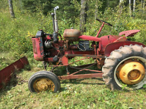 For Sale 1949 Massey-Harris Pony  tractor
