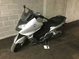 BMW C600 Sport Maxi-scooter