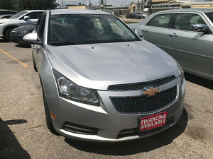 2011 Chevrolet Cruze, With Clean Car-proof Report