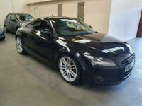 2009 Audi TT 2.0 TDI QUATTRO S LINE SPECIAL EDITION 2d 170 BHP Coupe Diesel Manu