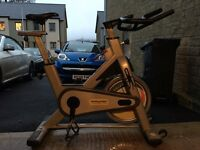 BODYMAX spinning bike - great condition.