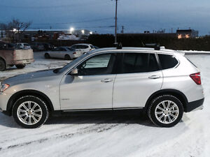 2013 BMW X3 groupe de luxe