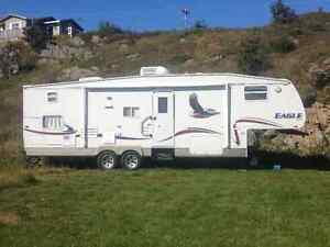 32-Ft Jayco Eagle Fifth-Wheel