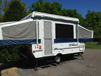 2007 Jayco J-Series #1008 Tent Trailer Camper ***Must Sell***