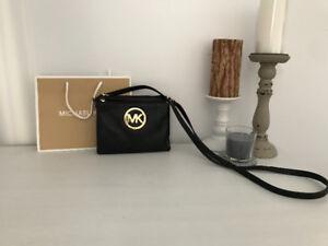 Michael Kors Crossbody Bag With Built In Wallet