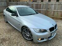 ✿2007/57 BMW 3 Series 335d M Sport Auto, Coupe ✿GREAT SPEC ✿VERY LOW MILEAGE✿