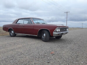 1966 Chevelle. New engine! REDUCED!!